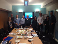 First Partner Meeting, London 27/28 November 2014